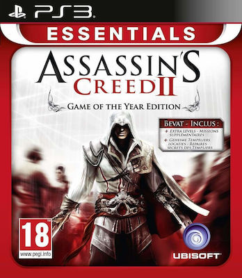 Assassin's Creed II Game of the Year Edition Essentials PS3