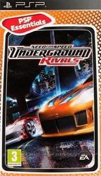 Need For Speed Underground Rivals Essentials PSP