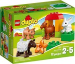Lego Farm Animals