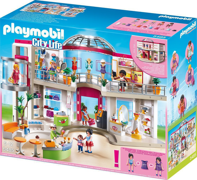playmobil Μεγάλο Εμπορικό Κέντρο  skroutzgr