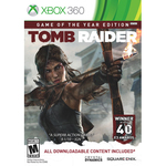 Tomb Raider (Game Of The Year Edition) XBOX 360