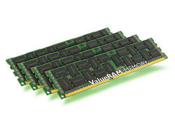 Kingston ValueRAM 32GB DDR3-1600MHz (KTH-PL316SK4/32G)