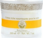Roger & Gallet Bois D'Orange Creme Riche Nourrissante 200ml