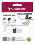 Transcend JetFlash 380S 8GB