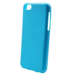 NortonLine TPU Glossy Flat Light Blue (iPhone 5C)