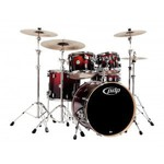 DW Concept Maple Transparent Cherry PD806.021