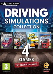 Driving Simulations Collection PC