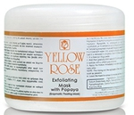 Yellow Rose Exfoliating Mask With Papaya 150gr