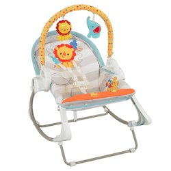 Fisher Price 3-in-1 Swing 'n Rocker