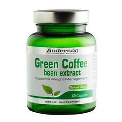 Anderson Coffee Bean Extract 60 tabs