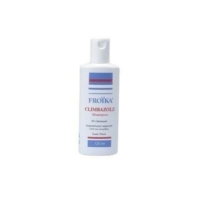 Froika Climbazole Shampoo για Πυτιρίδα & Κνησμό 150ml