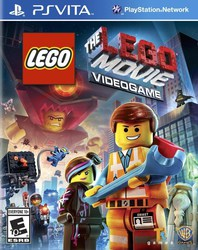 The LEGO Movie Videogame PSVita