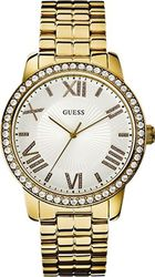 Guess Gold Crystal Watch W0329L2