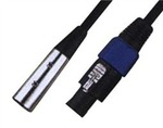 OEM Cable XLR male - Speakon male 5m (XC0080 YT)
