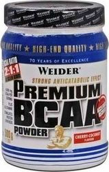 Weider Premium BCAA Powder 500gr Cherry Coconut