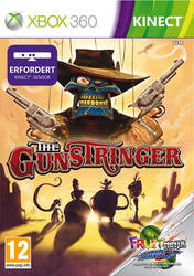 The Gunstringer XBOX 360