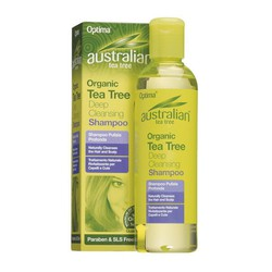 Optima Tea Tree Deep Cleansing Shampoo 250ml