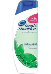 Head & Shoulders Σαμπουάν Cool Menthol 400ml
