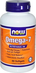 Now Foods Omega-7 60 μαλακές κάψουλες