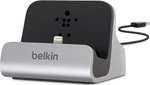 Belkin Apple Lightning Charging Station Γκρί (F8J045bt)