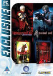 Exclusive Compilation: Devil May Cry 3 + Resident Evil 4 PC