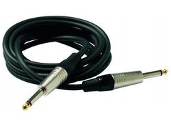 RockBag Instrument Cable 6.3mm male - 6.3mm male 9m (RCL 30209 D6)