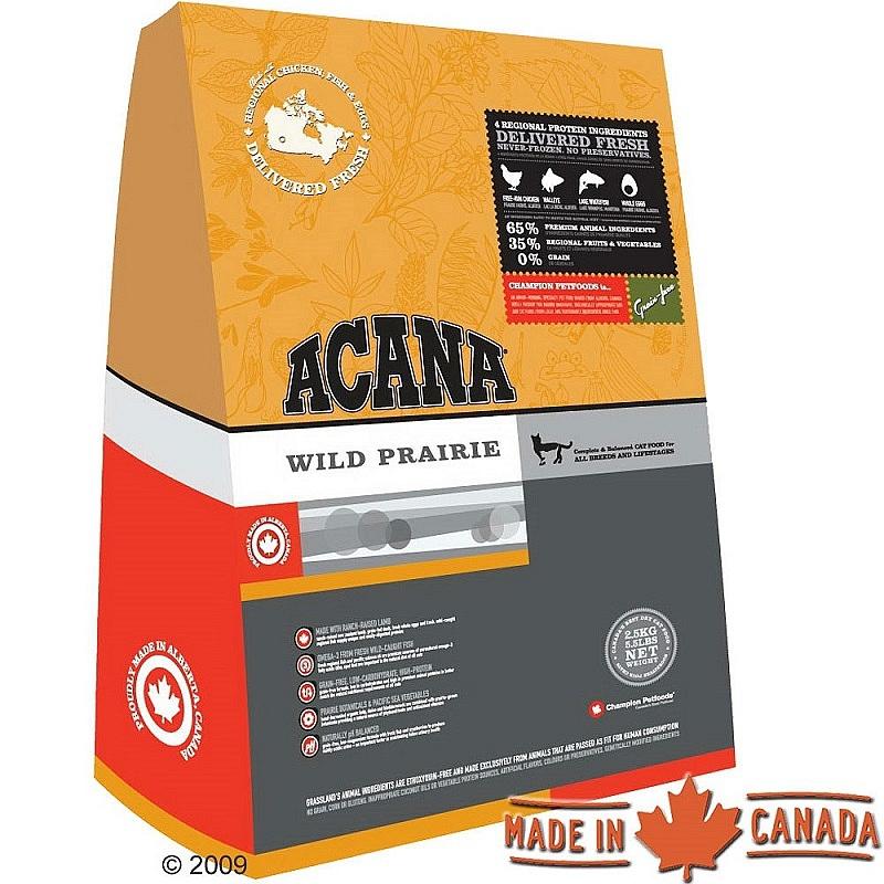 Acana wild prairie cat kitten 68kg skroutzgr for Acana wild prairie dog food