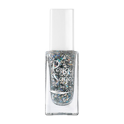 Peggy Sage Jewels Top Coat Silver Gems
