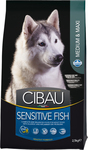 Cibau Sensitive Fish Medium & Maxi Adult 2.5kg