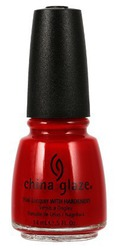 China Glaze Scarlet 70309