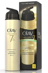 Olay Total Effects 7 in 1 Moisturizer+ Sensitive 50ml