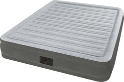 Intex Queen Comfort-plush mid Rise Airbed Kit 67770