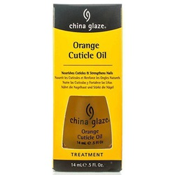 China Glaze Orange Cuticle Oil Treatment 14ml
