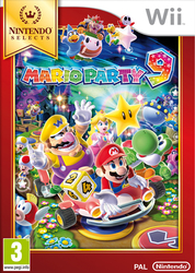 Mario Party 9 (Selects) Wii