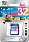 Silicon Power Elite SDHC 32GB U1