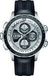 Hamilton Khaki Aviation X-wind Limited Black Rubber Strap H77726351