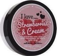 I Love Cosmetics Strawberries and Cream Nourishing Body Butter 200ml