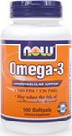 Now Foods Omega 3 180 tabs