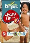 Pampers Easy Up Pants No 6 (16+ Kg) 19τμχ