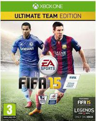 FIFA 15 (Ultimate Team Edition) XBOX ONE