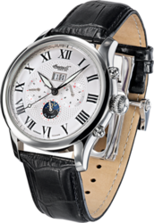 Ingersoll Lenope Automatic Black Leather Strap IN1411SL