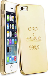 Puro Cover Oro Gold (iPhone 5/5s/SE)