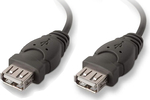 USB 2.0 Cable USB-A female - USB-A female 3m