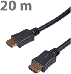Edision HDMI 1.4 Cable HDMI male - HDMI male 20m (05-01-0005)