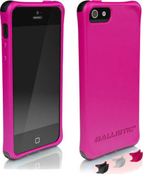Ballistic Life Style Series Hot Pink (iPhone 5/5s/SE)