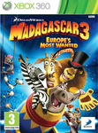 Madagascar 3: Europe's Most Wanted XBOX 360