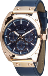 Ferrucci Blue Leather Strap FC7804.03