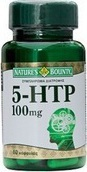 Nature's Bounty 5-HTP 100mg 60 κάψουλες