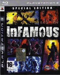 inFamous (Special Edition) PS3