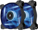 Corsair SP140 LED Blue High Static Pressure 140mm (Twin Pack)